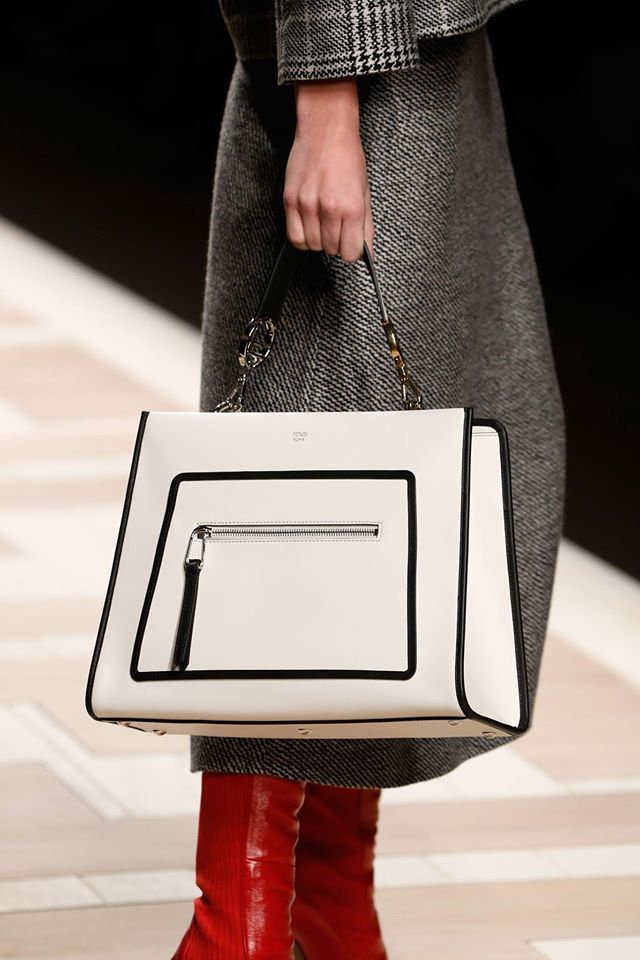 Fendi fall/winter 2017 collection – Milan fashion week