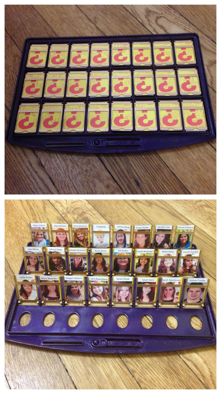 Part of my little's clue box included this custom-made Guess Who game that had all the potential bigs on it.  Big, Little, Dphie, Delta, Phi, Epsilon, Sorority, Craft, Guess, Who, Game, Clue, Week