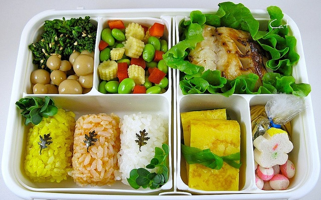 New Bento! by Cathryn3, via Flickr
