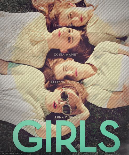 TV: Girls (HBO) Painfully funny and yet sometimes hurts your heart.