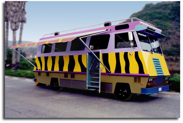 """One of the vehicles I want to own """"The Wild Thornberry's Comvee"""""""