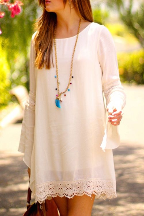 long dress lace sleeves 2 go