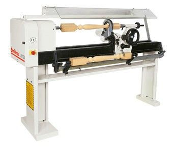T124 Copy Lathe – Normal Price: $4,295 – 1st Quarter Promo Price: $3,495 - http://www.firstchoiceind.net/woodworkingmachinery/index.php/semi-professional-woodworking-machinery/lathes/scm-t124-copy-lathe.html?___SID=U