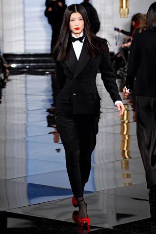 how to wear a tuxedo cumberbun