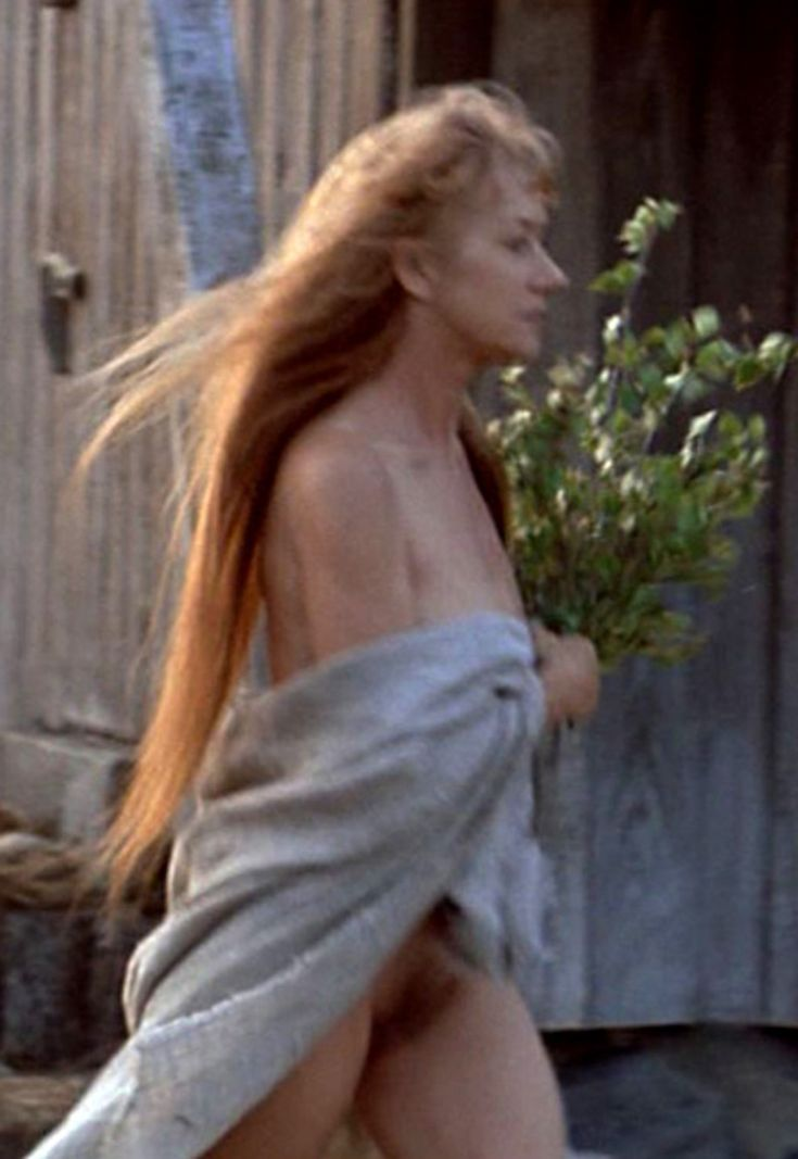 Movies with helen mirren nude