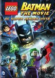 Lego Batman: The Movie - DC Super Heroes Unite [DVD] [Eng/Fre/Spa] [2013]
