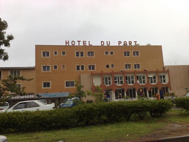 Hotel du port    #Hotelduport  #Cotonou  #Benin