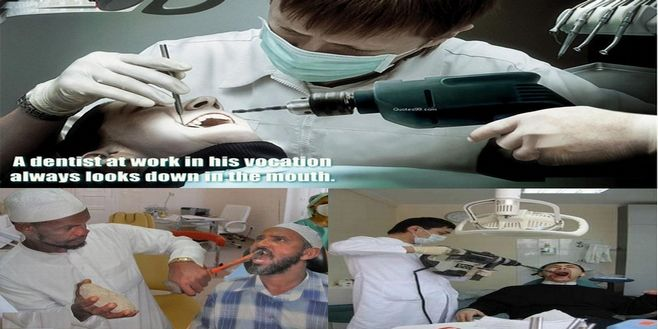 Dentist Funny Pictures, Images & Photos
