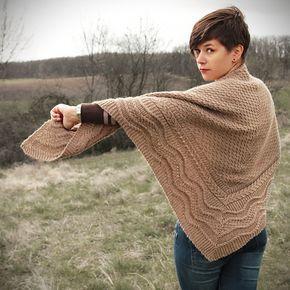 Ravelry: PouliM's Ashby shawl