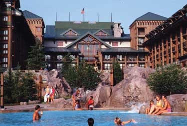 Wilderness Lodge- Our next resort!
