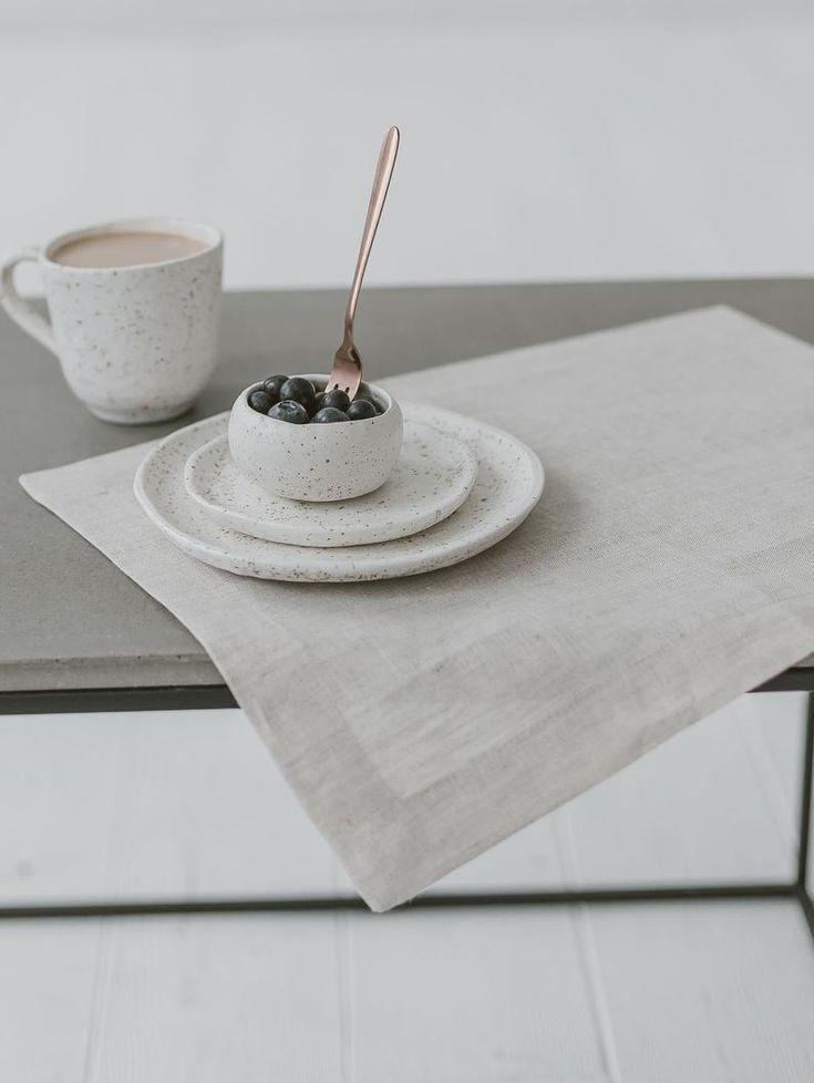 White Linen Placemats Set Cloth Dinner Napkins Wedding Napkins Linen Napkins Placemats Dining T Rustic Placemats Linen Placemats Cloth Dinner Napkins