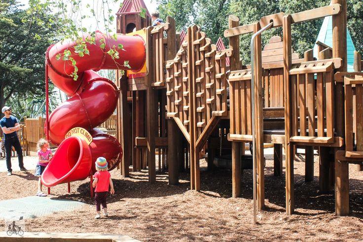 Lake Wendouree Adventure Playground - Ballarat
