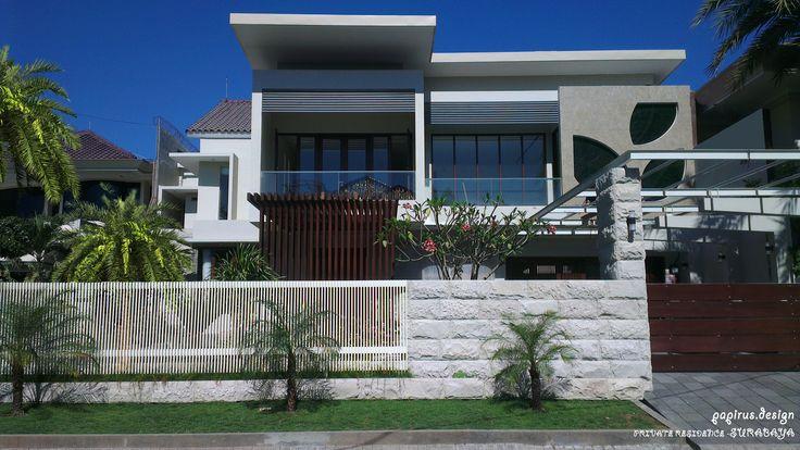 private residence surabaya Papirus.Design