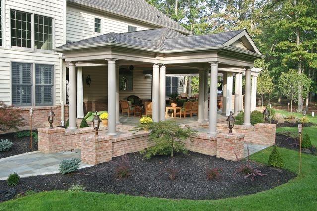 Possible add-on patio | Deck Ideas | Pinterest on Add On Patio Ideas id=45903