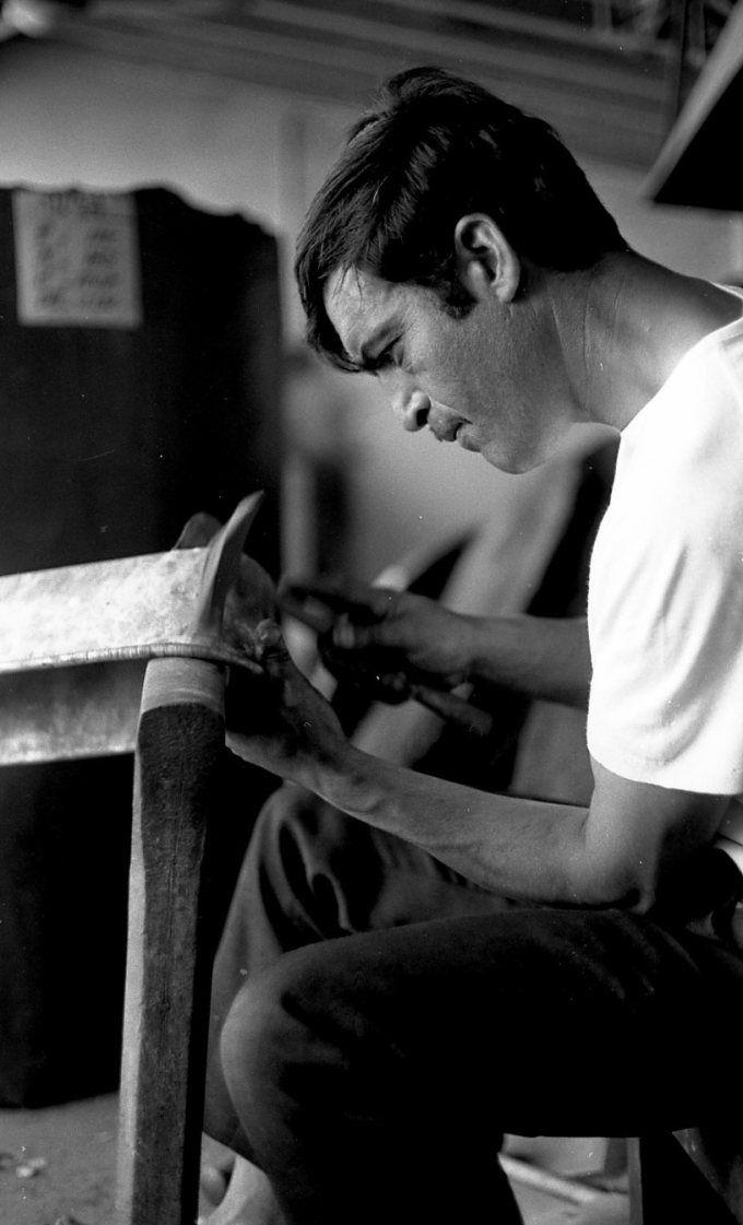 Atelier Robert Doisneau   Galeries virtuelles des photographies de Doisneau - Gitans