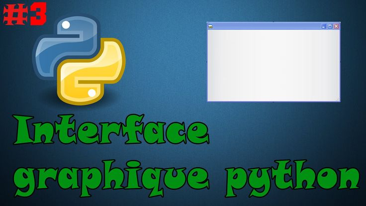 Interface graphique python -Tkinter [#3] {Menu}