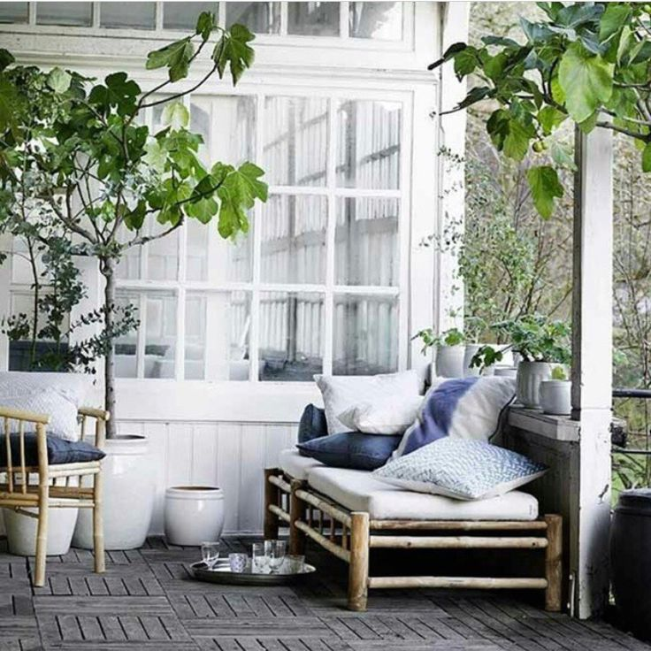 Outdoor space | Modern Natural Home | Inside = Outside | Contemporary Design | Nature #nakedenvironment