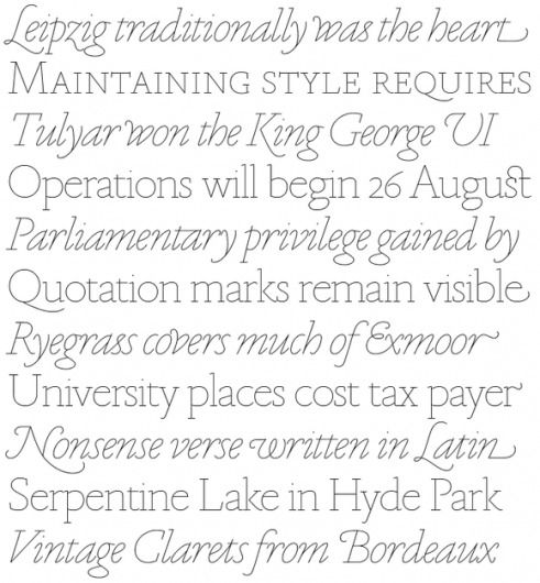 Marian - Commercial Type: Types Pop Up, Christian Schwartz, Marian, Typefac Design, Commercial Types, Image, Eating, Typography