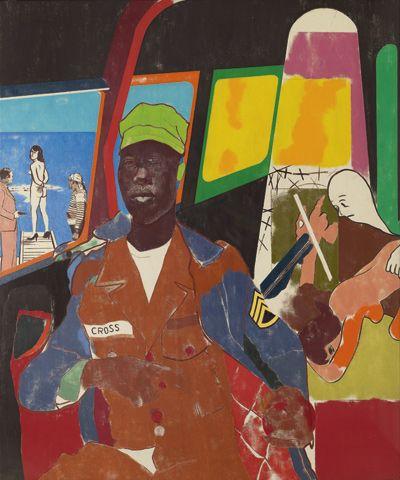Exhibitions: R.B. Kitaj: Obsessions The Art of Identity