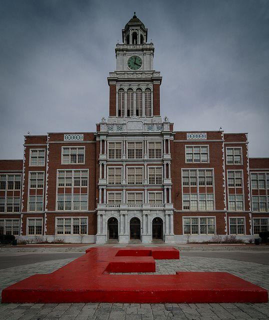 East High School - Denver's East High School. Built in 1924.   Flickr - Photo Sharing!