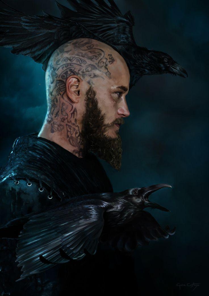 Odin's eyes, Giulia Costanzo on ArtStation at https//www