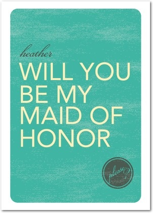 Will you be my maid of honor card: Wedding Parties, Bridesmaid Cards, Card Wedding, Stylish Request, Personalized Wedding, Honor Cards, Parties Cards, Cards Wedding, Greeting Card