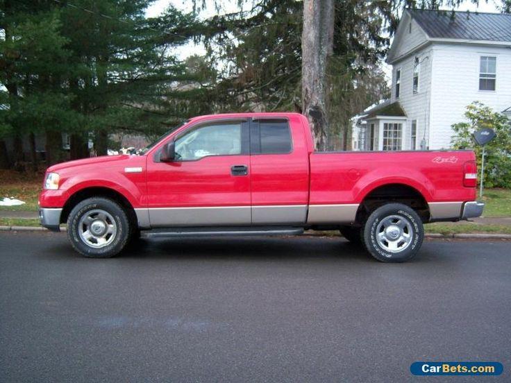 2004 Ford F-150 XLT #ford #f150 #forsale #unitedstates