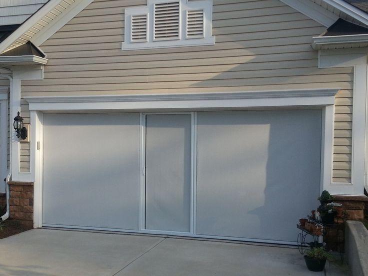 carolina garage door23 best Garage Screens by The Tradesmen images on Pinterest