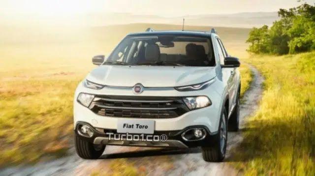 Turbo1 مراجعة فيات تورو 2020 بيك اب الجديدة المواصفات ا Fiat Car Photos Car Review