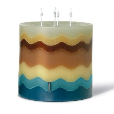 Flame Neutral Candle, Short & Missoni Home Flame Candle | YLiving
