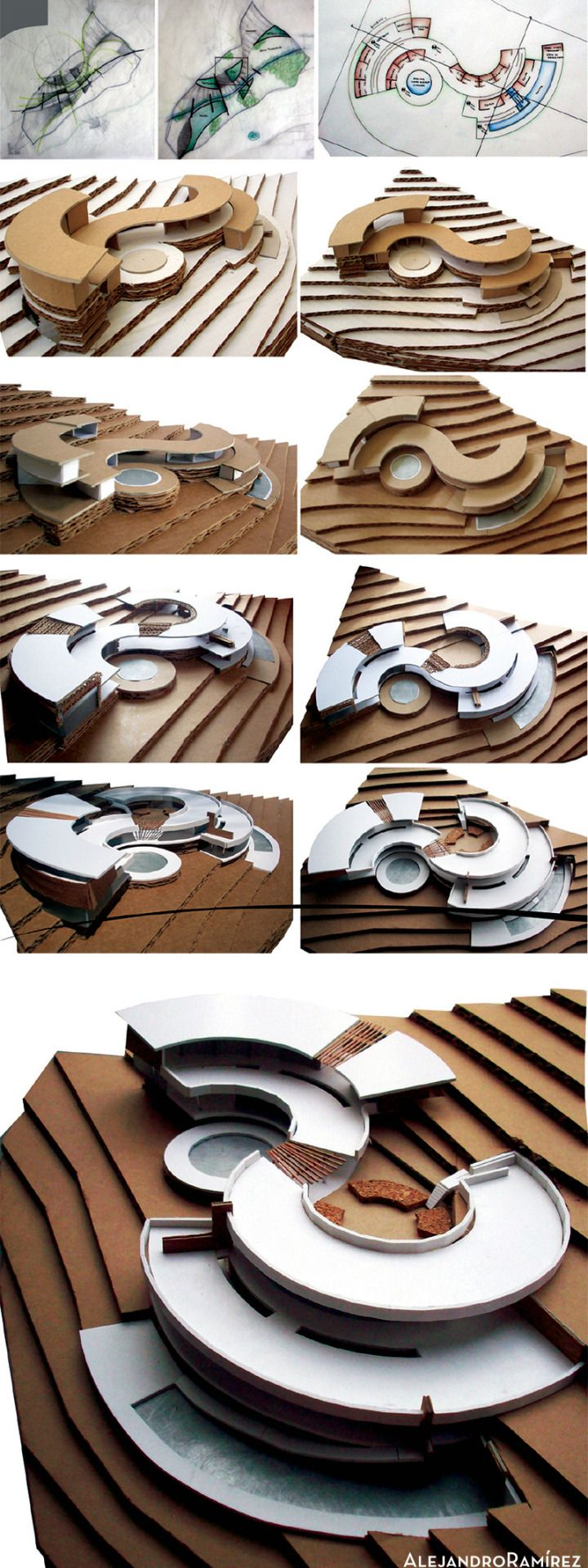 M s de 20 ideas incre bles sobre maquetas en pinterest for Architectural concepts michigan