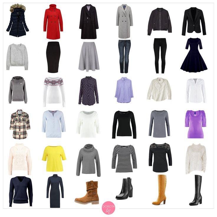 Garderoba kapsułowa na zimę czyli zimowa szafa minimalna. 36 sztuk ubrań, które warto mieć na zimowy sezon. Polish winter capsule wardrobe. 36 pieces of clothes and shoes.   http://dorota.in/garderoba-kapsulowa-zima-moja-zimowa-szafa-minimalna/  #moda #fashion #style #capsulewardrobe #garderobakapsułowa #szafaminimalna #minimalist #styl #lifestyle #winterfashion