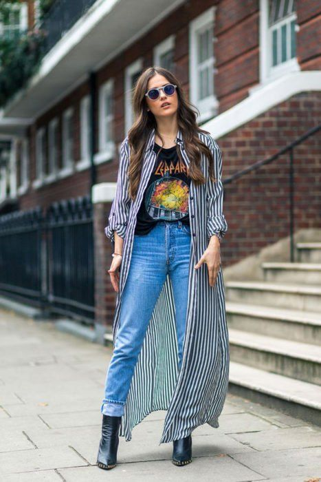 27 Outfits para despedir al verano y recibir el otoño