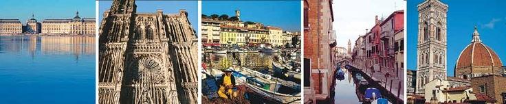 Francia & Italia  Adopta la vida a la francesa o a la italiana: será toda una experiencia ultragourmet y reveladora  Marsella  Siena    #foodandtravelmx #48horas