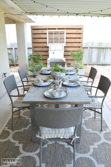 260 Best Patio Ideas Images On Pinterest Woodworking