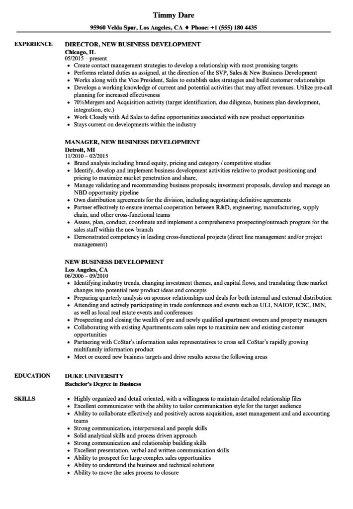 Example Business Resume Allowed To Help My Website Within This Occasion I Will Demonstrate In Relatio Resume Examples Business Analyst Resume Manager Resume