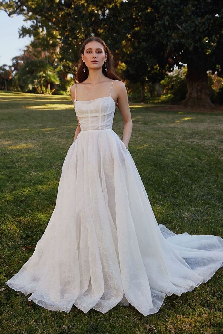 Pin by Angelique Malan on WHEN IN WHITE Ball gowns