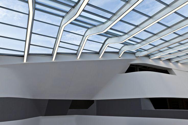 Gallery of Napoli Afragola Station - Phase 1 / Zaha Hadid Architects - 4