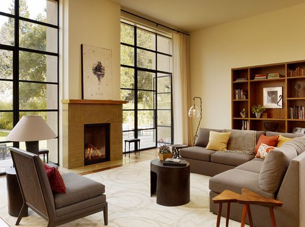 How To Make A Strong And Firm Statement With Black-Framed Windows And Doors