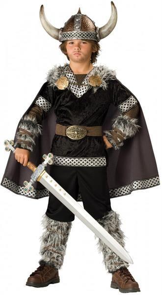 Где можно купить костюм викинга