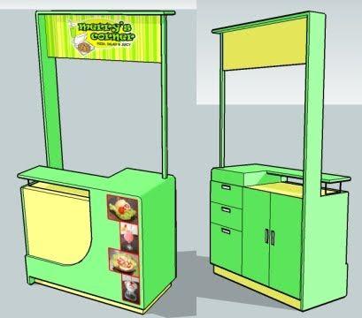 design booth minimalis - Google Search