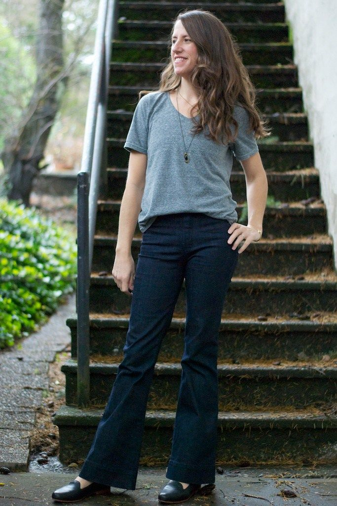 8 best Sew: Morgan Boyfriend Jeans images on Pinterest | Freunde ...