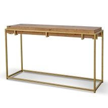 Barry 1.4m Reclaimed Pine Console Table