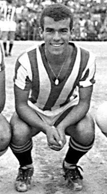 Μπαρμπαλιάς Πότης. (1944-2008)  (Από το 1960-1968).