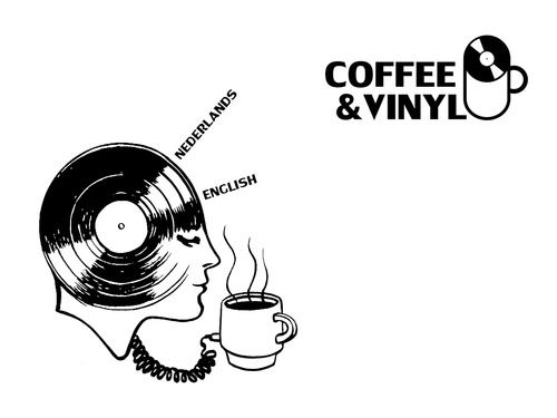 Coffee & Vinyl Café/Record Store in Antwerp, Belgium