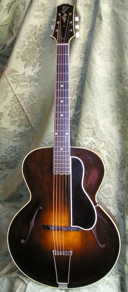 Pre-War Gibson L-5 1925 Serial Number: 77404