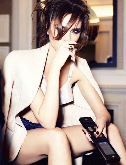 Victoria Beckham for Harper's Bazaar Singapore September 2013