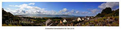 Eisteddfod Genedlaethol Sir Gar 2014: What A Difference A Day Makes