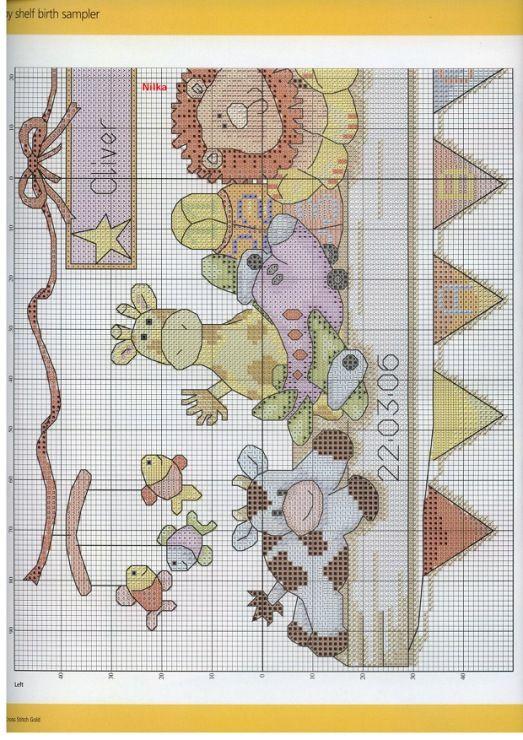 Gallery.ru / Фото #11 - Cross Stitch Gold 45 - tymannost