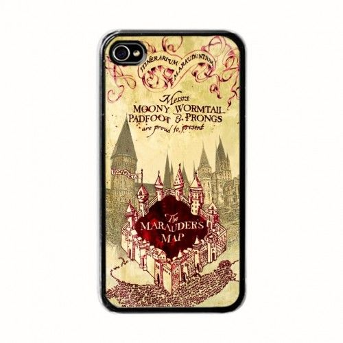Marauder's Map of  harry potter  iPhone 4/ 4s/ 5/ 5c/ 5s case. #accessories #case #cover #hardcase #hardcover #skin #phonecase #iphonecase #iphone4 #iphone4s #iphone4case #iphone4scase #iphone5 #iphone5case #iphone5c #iphone5ccase   #iphone5s #iphone5scase #movie #harrypotter #dezignercase